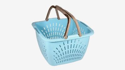 日用品注塑件购物篮