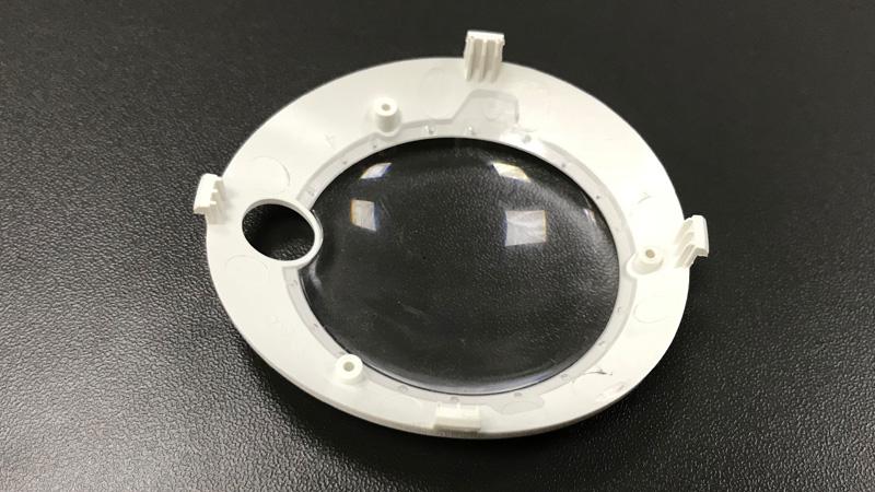 注塑件加工透明件包胶工艺