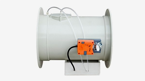 环保设备注塑件PP变风量阀