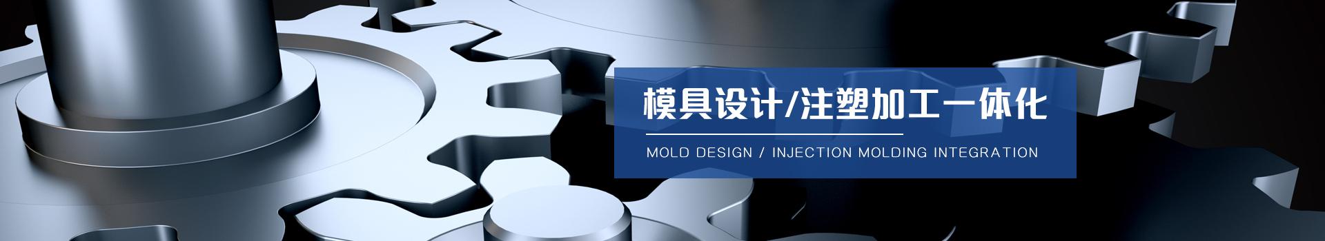 模具设计 注塑加工一体化